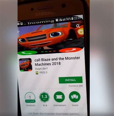 blaze and the monster machines app parents warned over violent app that threatens children