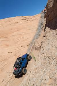 Moab Utah Jeep Trails Gearing Up For Easter Jeep Safari 2015