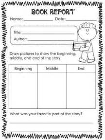 Book Report For 4th Grade Sles by 20 Best Ideas About Book Report Templates On Book Reports Easy Reading Books And