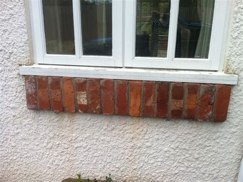 hardwood external window sill replace external