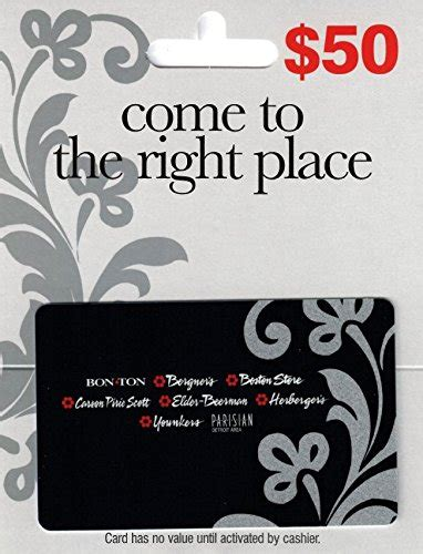 Bonton Gift Card - amazon lightning deal bonton 50 gift card for 39 50 shipped dansdeals com