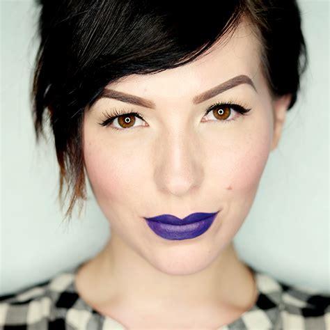mattes make up makeup monday mac the matte lip collection lip swatches