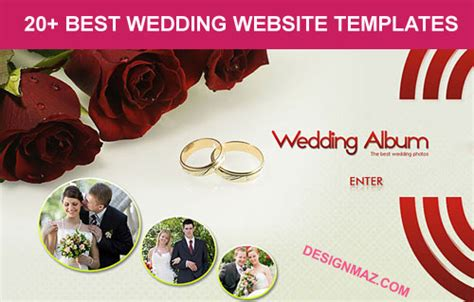 10 best responsive website templates for 2014 designmaz 10 best wedding website templates 2014 designmaz