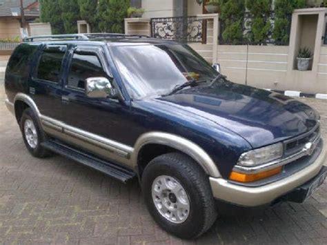 Opel Blazer 2000 Dohc Bu Segera mobil bekas blazer mitula mobil