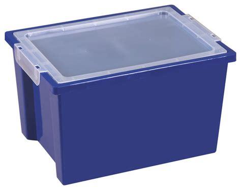 tall plastic storage bins with lids ecr4kids kids arts crafts large storage plastic bins with