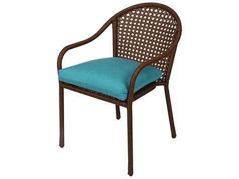 Patio Chairs Sold Separately Suncoast Kona Wicker Cafe Chair 123 02