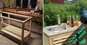 Outdoor Kitchen Plans Diy How To Make Outdoor Portable Kitchen Diy Amp Crafts
