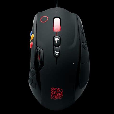 Tt Esports By Thermaltake Volos Laser Gaming Mouse thermaltake tt esports volos gaming mouse gadgetsin