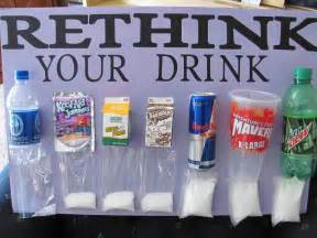 some of the most popular drinks contain enormous amounts of sugar today i learned something new