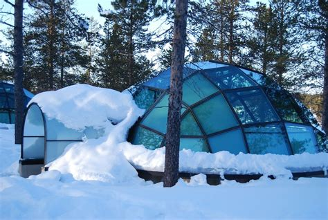 Juvet Landscape Hotel Watch The Northern Lights From Glass Igloos At Hotel
