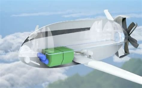 Electric Planes Pull The Other One by Eads Rethinks The Way Planes Fly With New All Electric