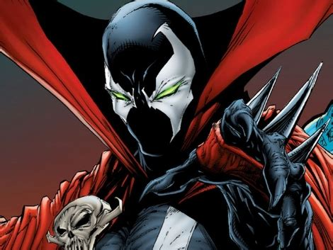 spawn possibly joining the netherrealm?