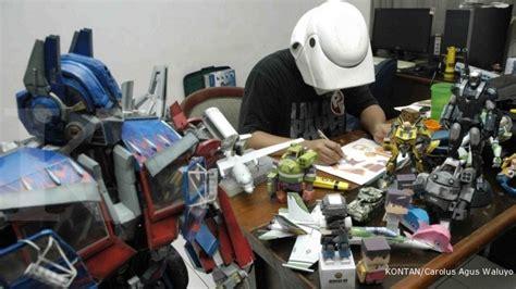 membuat usaha kreatif bisnis kreatif model mainan dari kertas