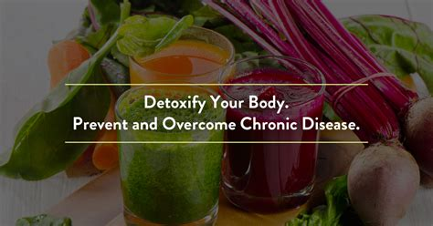 Detox Ad by The Detox Summit Prevent And Overcome Chronic Disease