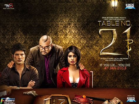 table no 21 2013 dvd planet store