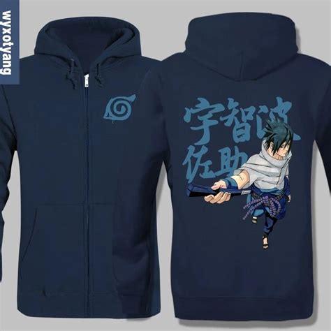 Jaket Uchiha Style By Snf2012 anime sasuke uchiha clothing casual jacket