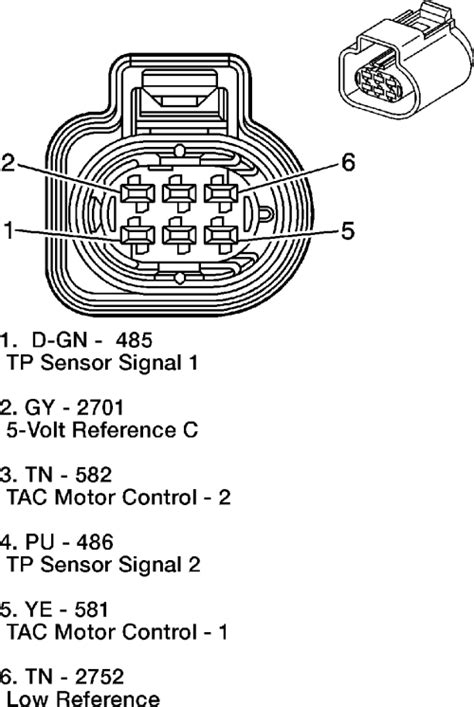 Repair Guides Components Amp Systems Throttle Position