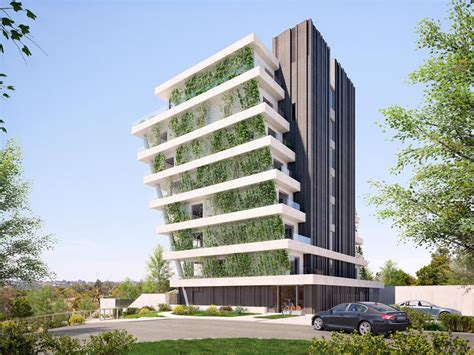 Apartment Names In Australia Render Y Arquitectura 3d Render Edificio De Viviendas En