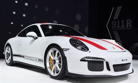Porsche R Preis by Porsche 911 R 2016 Preis Marktstart Update Bild