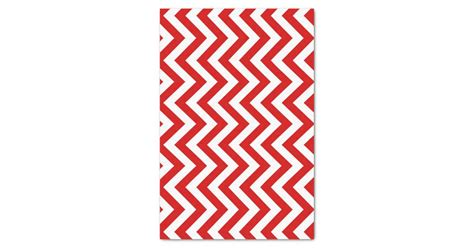 red white pattern zigzag red and white large chevron zigzag pattern tissue paper
