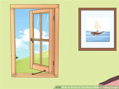 how to smoke in your room without the smell 3 ways to smoke in your room without getting wikihow