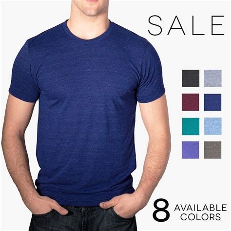 On Our Radar American Apparel Does Vintage by American Apparel Tri Blend T Shirt Tr401 Vintage Style