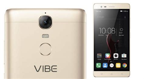 Lenovo Vibe K5 Note Ram 4gb lenovo vibe k5 note 4gb 64gb will go on sale tonight for rs 13499