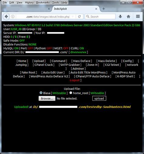 tutorial script deface tutorial deface teknik bypass admin login terbaru
