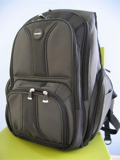 kensington contour notebook backpack review pics