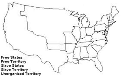 mr munford s history sectionalism map