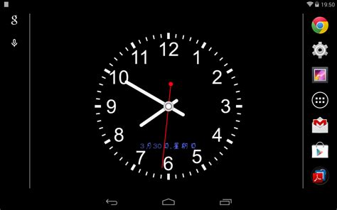 live wallpaper for pc clock analog clock live wallpaper android apps on google play