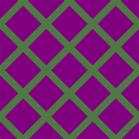 Purple Colors fern green and purple plaid checkered seamless tileable 235muq