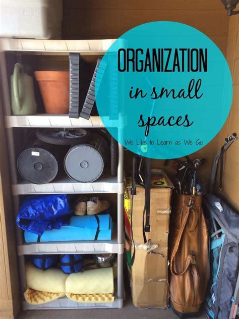 organizing small spaces organizing in small living spaces learn as we go