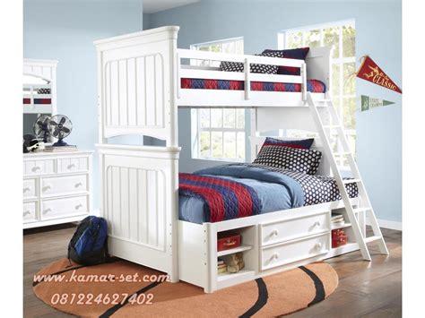 Ranjang Anak Perempuan jual tempat tidur susun tingkat anak perempuan murah