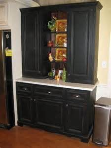 Kitchen Hutch Furniture by Handmade Kitchen Hutch By Ken Witkowski Enterprises