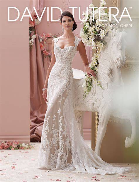 Gorgeous Wedding Dresses by Gorgeous Wedding Dresses By David Tutera For Mon Cheri