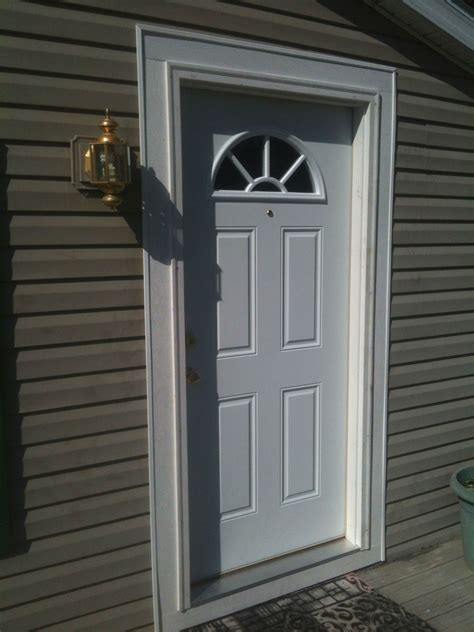 Mobile Home Doors Exterior Modular Home Exterior Doors Modular Home Modular Home Entry Doors 36x80 Steel Door Fan Window