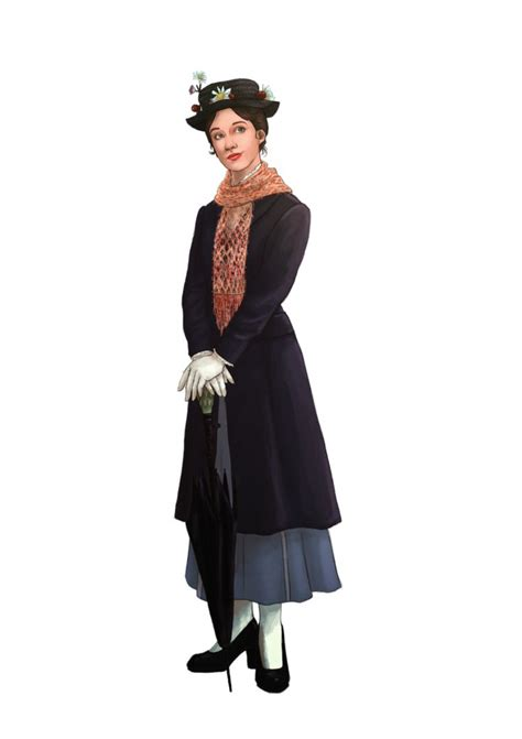mary poppins   character   main female