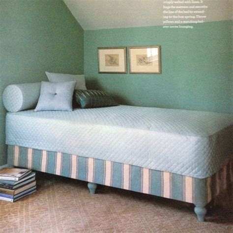 build your own daybed make your own daybed out of a twin mattress set by adding