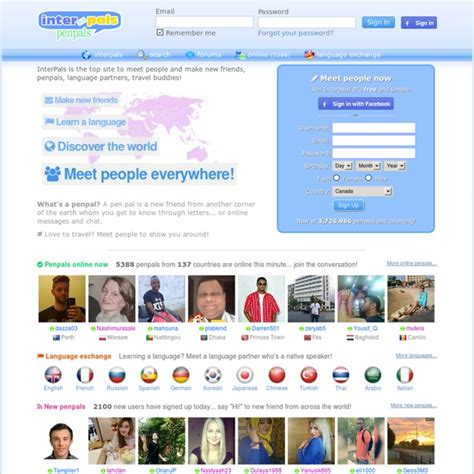 Find Free Site Pen Palspen Pals At Free Penpals