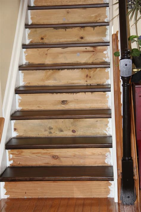 interior stair finishing ideas 27 painted staircase ideas which your stairs look