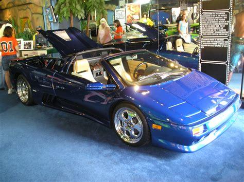 Mike Tyson Lamborghini Cars