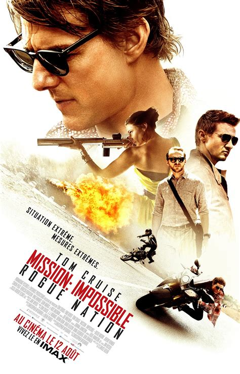 Film Streaming Mission Impossible 5 | mission impossible 5 rogue nation film 2015 allocin 233