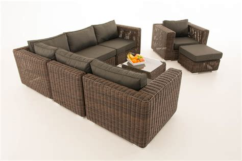 recamiere chaiselongue unterschied poly rattan recamiere chaise longue 5mm rund