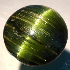 Silimanite Cat Eye 6 40 Ct cat s eye tourmaline 10 6 carat from brazil