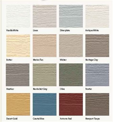 vinyl siding colors home depot home depot cement board siding house part 1