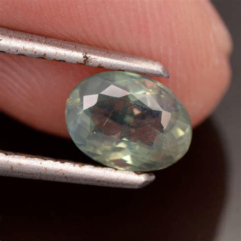 alexandrite color change 1 281cts alexandrite color change chrysoberyl seda gems