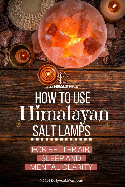 How To Use Himalayan Salt Block For Detox by Best 25 Himalayan Salt L Ideas On