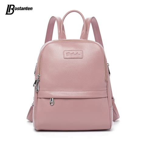 rucksack style aliexpress buy bostanten fashion genuine leather