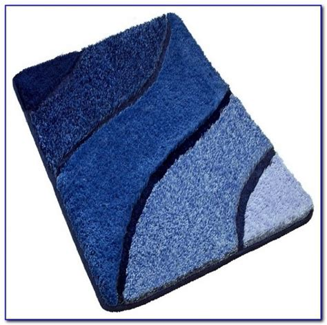 dark blue bathroom rugs dark navy blue bath rugs rugs home design ideas